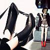 Сапоги из коровьей кожи в европейском и американском стиле, короткие ботинки на танкетке, короткие женские весенне-осенние полусапоги, ботинки Martin