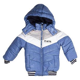Зимняя куртка для мальчика, еврозима, размер 2 года