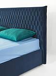 Ліжко 160х200 Honey/Хоней з підйомним механізмом і ящиком для білизни, фото 3