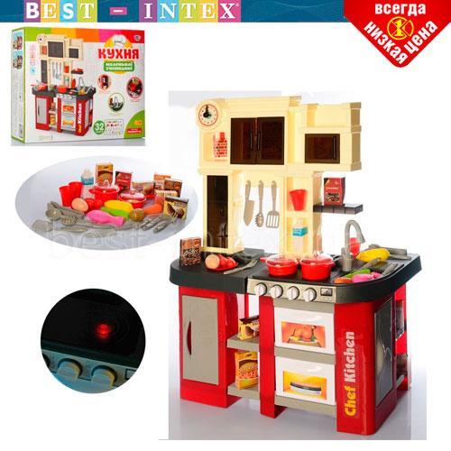 Ігровий набір Кухня LIMO TOY 922-103 Червона