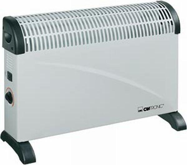 Обігрівач електричний Clatronic KH 3077 2000 Вт Обогреватель электрический