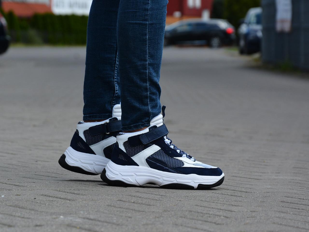 Оригинальные женские кроссовки CALVIN KLEIN JEANS MISSIE 41 р. (B4R0824)