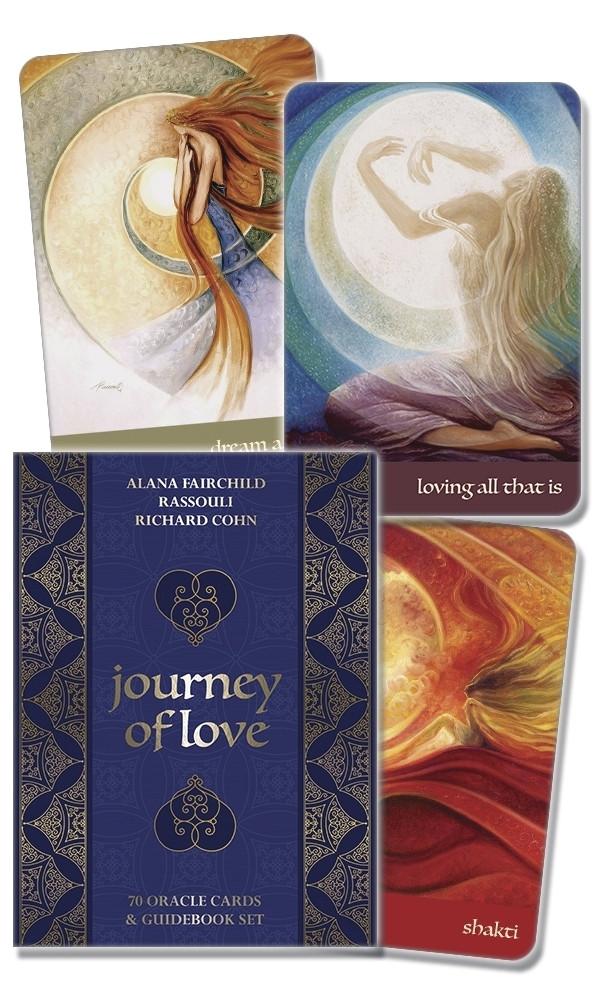 Journey of Love Oracle Cards/ Оракул Подорож Любові