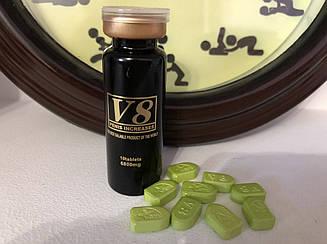 Препарат для мужской потенции V8 / В8 (10 таблеток)