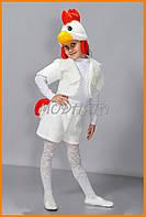 Детский костюм Петушок белый