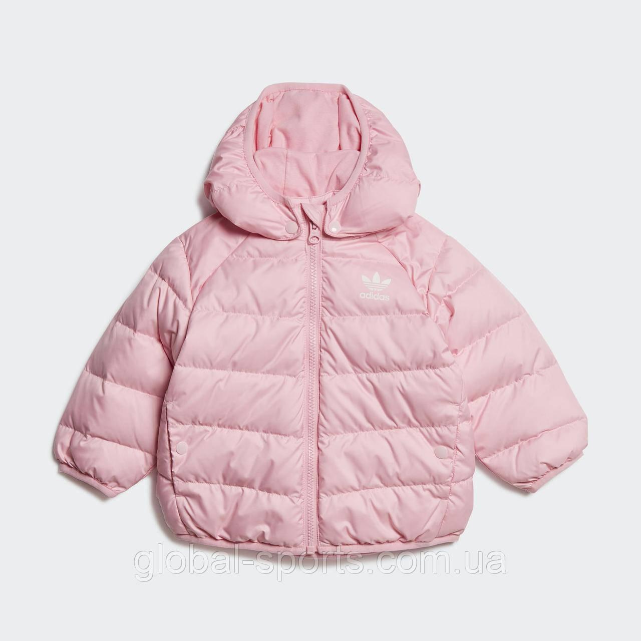 Детский пуховик Adidas Real Down Jacket(Артикул:GD2640)