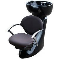 Парикмахерская мойка регулировка угла наклона керамики и спинки кресла для клиентов парикмахерской ZD-2201А/В
