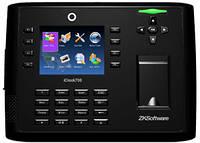 ZKTeco iClock700 Терминал учета рабочего времени по отпечатку пальца iClock700