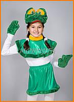 Карнавальный костюм лягушка для девочек