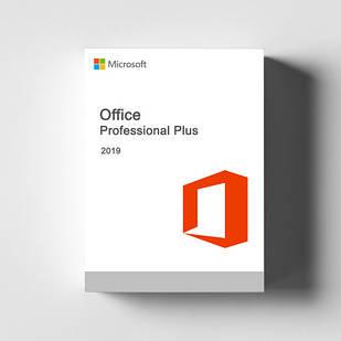 Office 2019 Pro Plus лицензионный ключ