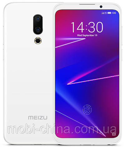 Meizu 16 M872H 6/128Gb white Global Version, фото 2