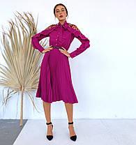 Сукня міді в кольорах 781053, фото 2