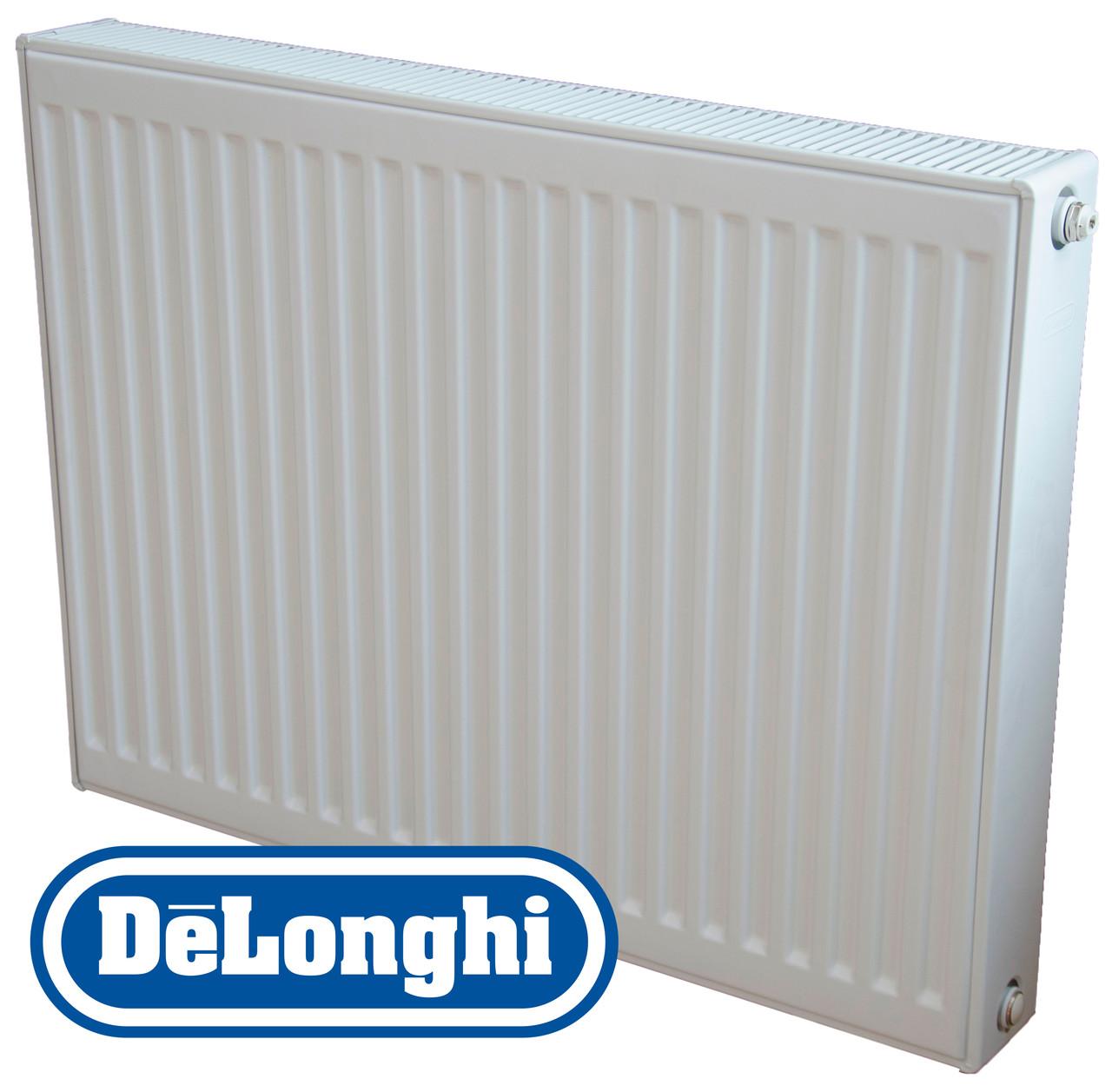 Радиатор стальной DELONGHI Compact Panel 22 TEK 600 x 500 мм боковой 181546115