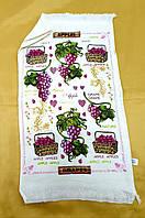 Кухонные полотенца велюр/махра 40х60 (12шт) 380м/2 Турция