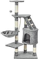 Когтеточка домик дряпка FunFit 1606 когтеточка для кошек
