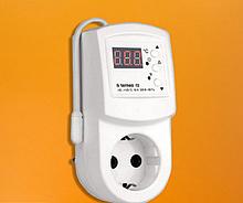 Терморегулятор для обігрівача Тerneo rz