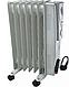 Обігрівач масляний радіатор Сrownberg CB-7-S 1500W, фото 3