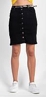 """Юбка женская джинсовая SHEROCCO на пуговицах, р-ры 34-42 """"COMMON"""" купить недорого от прямого поставщика"""