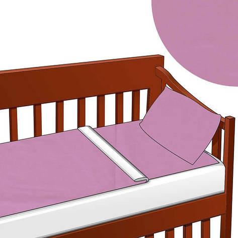 Гр Комплект переменный 3 предмета /на резинке/ (1) - цвет розовый ТМ Алекс, фото 2