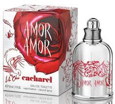 Туалетная вода женская cacharel amor amor lili by choi
