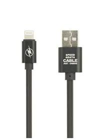 USB-кабель Gelius Fast Speed Series 3.1 A Apple Lightning чорний
