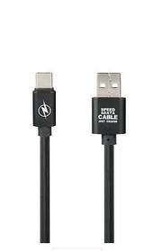 USB-кабель Gelius Fast Speed Series 3.1 A Type-C чорний