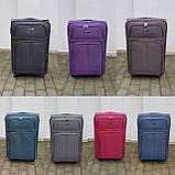 FLY 8303 Польща на 4-х колесах валізи чемоданы сумки на колесах, фото 10