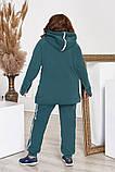 Оригінальний і теплий спортивний костюм!, фото 4