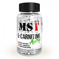 MST Sport Nutrition, Карнитин L-Carnitine Acetyl 90 капсул