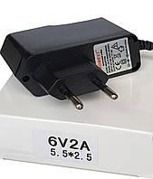 Адаптер Блок питания для тонометра 6V 2 A