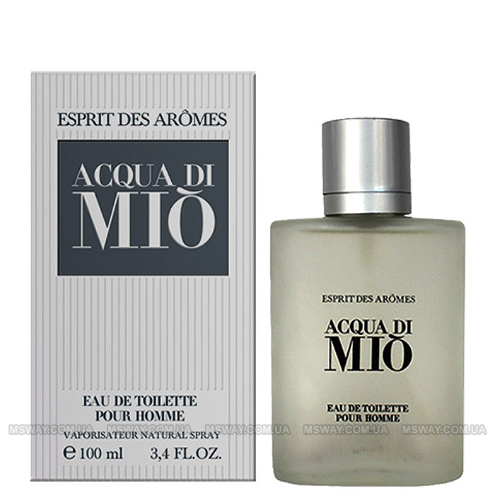 Новая Заря - Acqua di Mio (Моя вода) EDT 100ml (туалетная вода) мужская