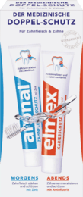Elmex Zahnpasta Mundhygiene-Set Elmex + Aronal зубная паста Двойная защита 150 мл