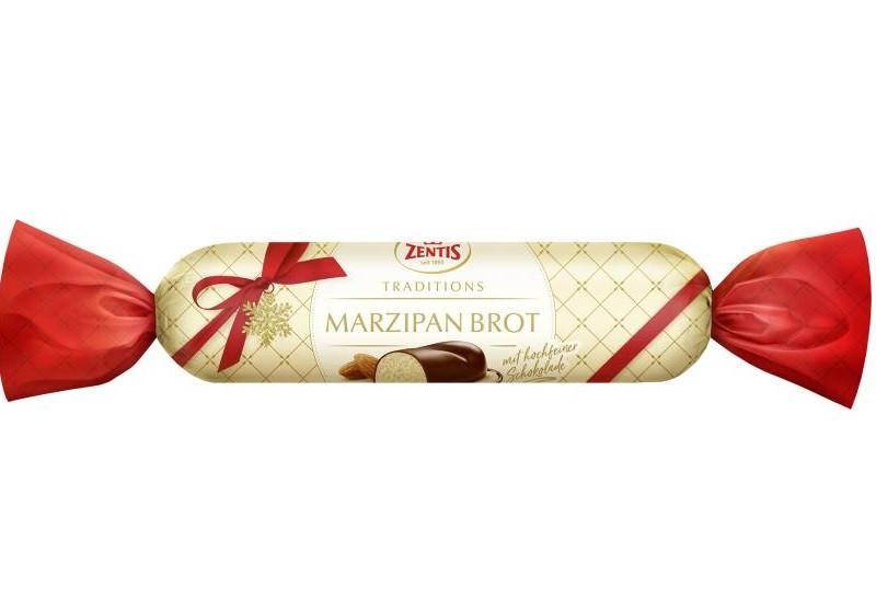 Марципан в шоколаде Marzipan Brot Zentis 175 г Германия