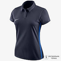 Поло женское Nike Womens Dry Academy 18 Polo 899986-451 (899986-451). Женские спортивные футболки-поло.