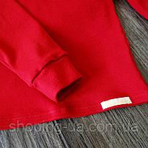 Водолазка - гольф рибана красный Five Stars KD0397-98p, фото 3