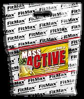 Гейнер Fitmax Mass Аctiv 20% белка, 2000 грамм, витамины + (Банан)