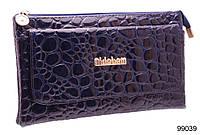 Клатч женский оптом 99039 синий