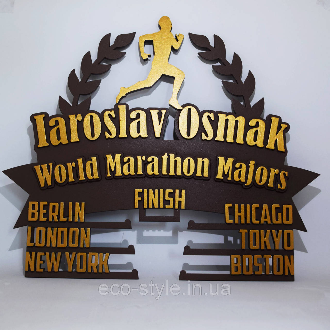 Медальница для бега. Холлдер для медалей для бега Марафон. Для марафонца