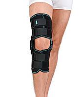 Ортез коленного сустава, неопреновый, шарнирный, с регулированным углом сгиба 4032 Алком,Украина