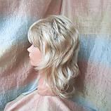 Парик каскад удлиненный жемчужный блонд Е-3460 -L24/613, фото 2