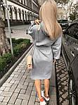 Тепле плаття з капюшоном від СтильноМодно, фото 4