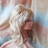 Парик каскад удлиненный жемчужный блонд Е-3460 -L24/613, фото 4