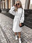 Тепле плаття з капюшоном від СтильноМодно, фото 5