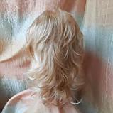 Парик каскад удлиненный жемчужный блонд Е-3460 -L24/613, фото 7