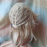 Парик каскад удлиненный жемчужный блонд Е-3460 -L24/613, фото 9