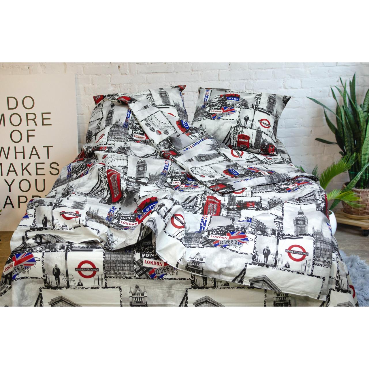 Комплект постельного белья Viluta Лондон 9788