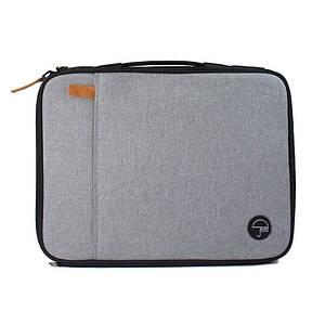 Чохол PKG LS01 Laptop Sleeve Light Grey 13 inch (LS01-13-DRI-LGRY)