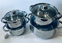 Набор Кухонной Посуды EDENBERG - 8 предметов., фото 2