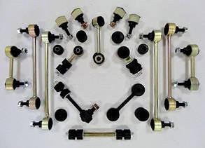 54618-JX00A Стойка стабилизатора Nissan: NV, Note, Micra, Передняя Безшарнирная Усиленная