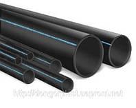 Полиэтиленовые трубы для водопровода и газопроводов.